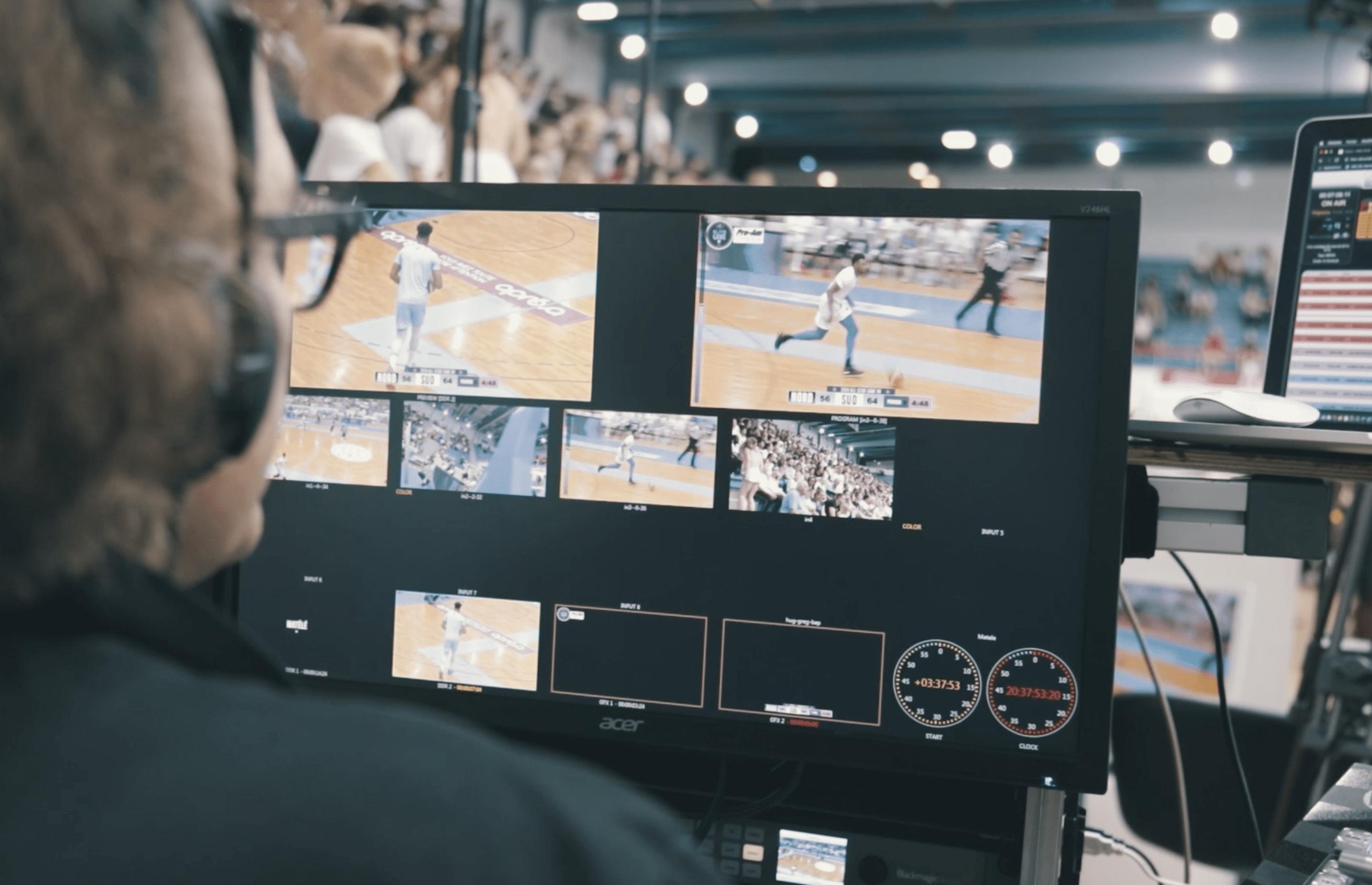 Live Streaming com1sport